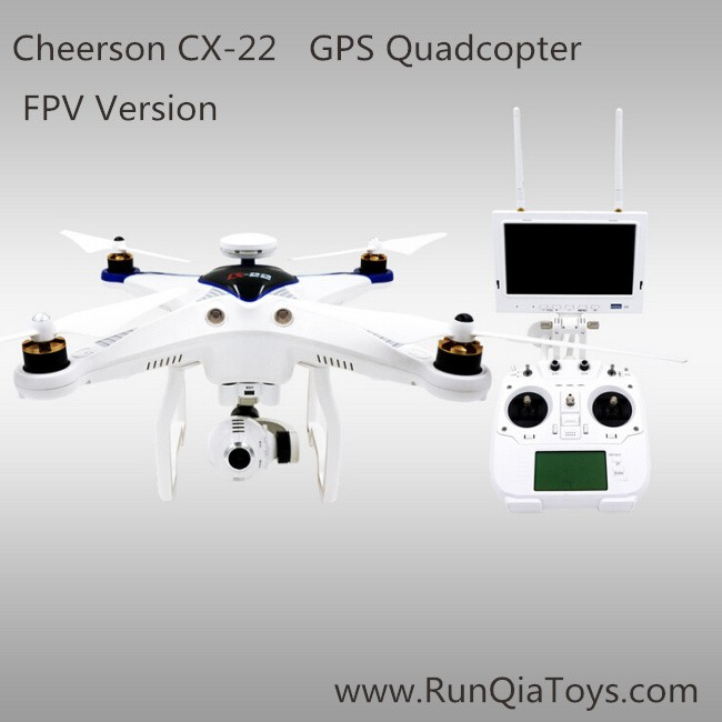 CHeerson CX-22 Quadcopter