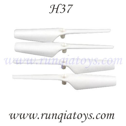 JJR/C H37 quadcopter blades White