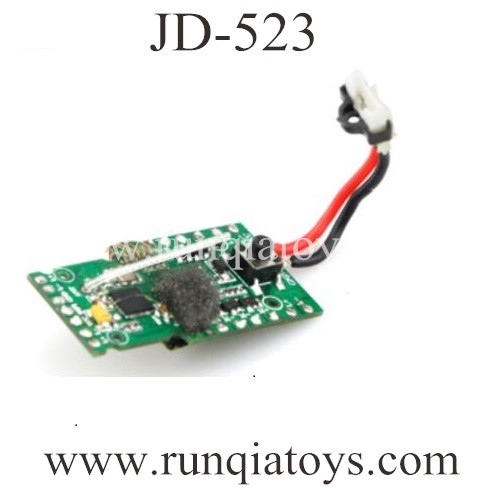 JinXingDa JD-JXD-523 523W Quadcopter spare parts-Receiver Board