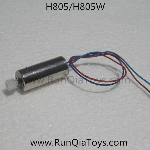 Helicute H805W H805 wifi fpv drone motor b