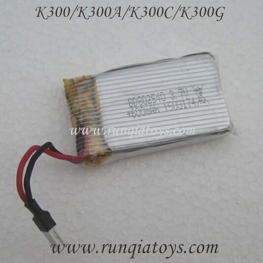 KOOME K300C Quadcopter battery lipo