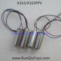 XinLin Shiye X163 FPV Drone motor