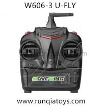 HUAJUN W606-3 Quadcopter transmitter