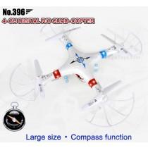 max396 2.4g r/c quad-copter