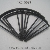 JXD 507W Parts Propellers Guards