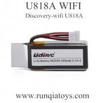 UdiR/C U818A FPV Drone lipo battery