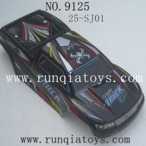 XINLEHONG Toys 9125 Parts Car-shell