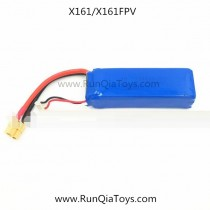 XINLIN X161 FOLLOWER X6 Drone battery