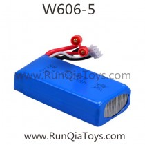 HuaJun W606-5 Flanker Battery