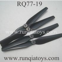 RUNQIA TOYS RQ77-19 Drone blades
