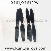 XinLin X161 Follow X6 fpv drone main blades