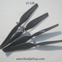 LianSheng LS-126 Leason quadcopter main blades