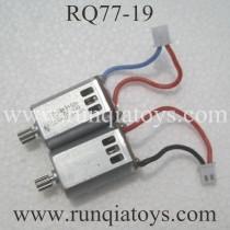 RUNQIA TOYS RQ77-19 Drone Motor AB