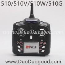 Jin Xing DA 510 510W 510G quadcopter transmitter