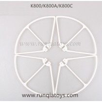 KOOME K800 K800C Quadcopter blades Guards