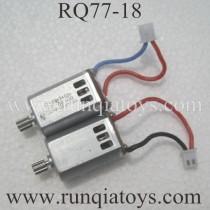 RUNQIA RQ77-18 Quadcopter Motor AB