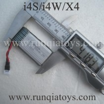 Yizhan i4s i4w Quadcopter Battery