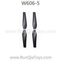 huajun W606-5 Flanker quadcopter propeller