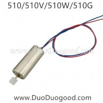 Jin Xing DA 510 510W 510G quadcopter motor red