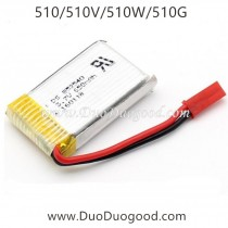 Jin Xing DA 510 510W 510G quadcopter battery