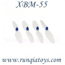 Xiao bai ma T-smart XBM-55 quadcotper propellers