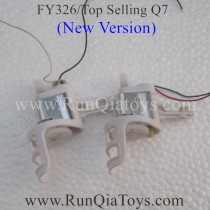 Top Selling Q7 FY326 Quadcopter motor kits AB