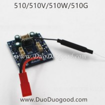 Jin Xing DA 510 510W 510G quadcopter Receiver Board
