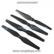 KOOME K800C K800 Quadcopter main blades