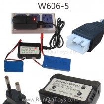Huajun W606-5 quadcopter upgrade charger