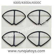 KOOME K800C Quadcopter propeller guards
