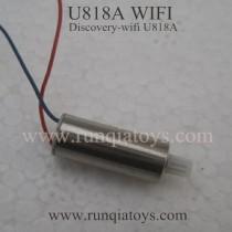 UdiR/C U818A FPV Drone Motor blue wire