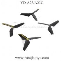 Attop YD-A23 A23C drone blades