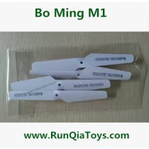 Bo ming toys M1 quad-copter rotor
