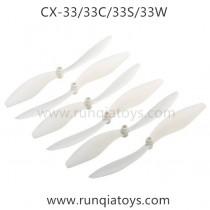 Cheerson CX-33 33W Drone propellers