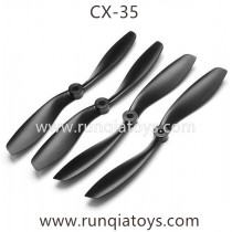Cxhobby CX-35 Phantom Drone propellers