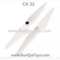 cxhobby cx-22 quadcopter main bladdes