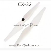cxhobby cx-32 quadcopter main blades