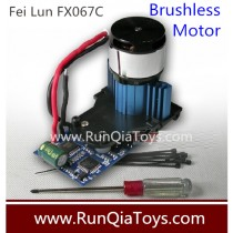 fei lun FX067C Brushless motor kit