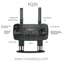 FQ777 FQ35 Drone Parts Transmitter