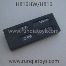 Helicute H816 H816H Drone Battery