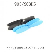HELIWAY 903 903HS Drone Parts-Propellers Blue