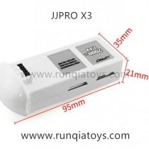 JJRC JJRPO X3 Battery Parts