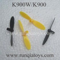 KOOME K900W quadcopter main blades