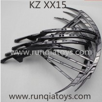 KZ XX15 drone blades Guards