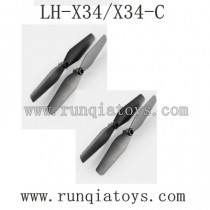 Lead Honor LH-X34 Parts Propellers