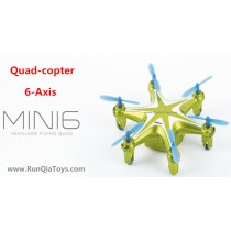 udir/c mini6 quadcopter