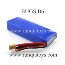 MJX Bugs B6 Upgrade battery