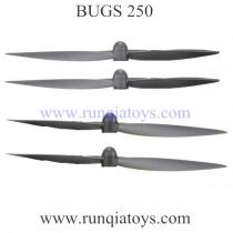 MJXRC BUGS 250 Drone Main Blades