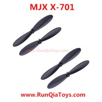 mjx x701 quadcopter main blades