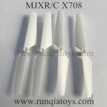 MJX X708 Quadcopter MAIN Blades